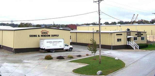 Omaha General Siding Supply 1709 Mason Street Omaha Ne