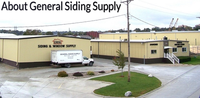 About General Siding Supply 1709 Mason Street Omaha Ne