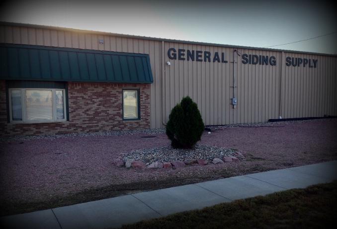 Sioux City Iowa General Siding Supply 1709 Mason Street