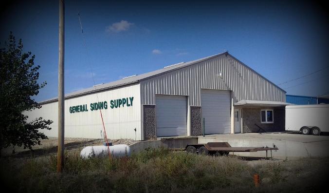 Spirit Lake Iowa General Siding Supply 1709 Mason
