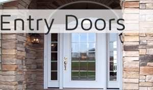 Entry doors from General Siding Supply