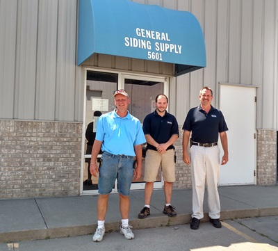 Lincoln Ne General Siding Supply 1709 Mason Street Omaha