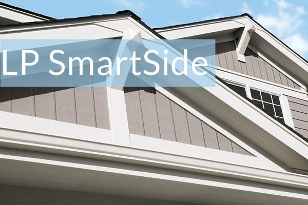 LP SmartSide | General Siding Supply | 1709 Mason Street