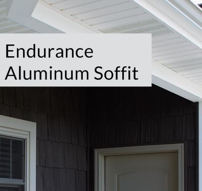 Endurance Aluminum Soffit General Siding Supply 1709