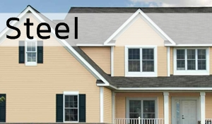 Steel Siding from General Siding Supply
