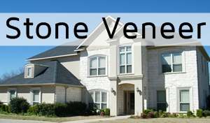 Stone Veneer from General Siding Supply