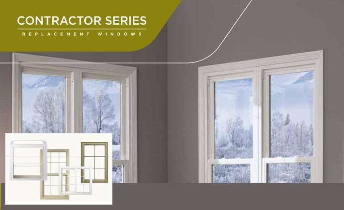 Contractor Series Windows General Siding Supply 1709