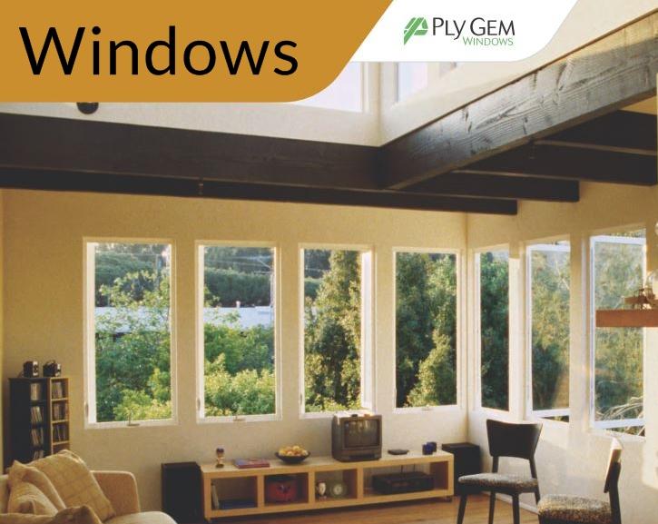 Plygem Windows General Siding Supply 1709 Mason Street